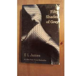 Fifty Shades of Grey (Novel)