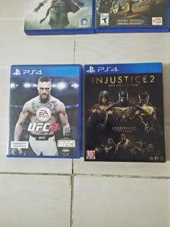 PS4 Cd's