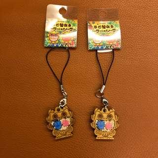 日本沖繩幸運吊飾