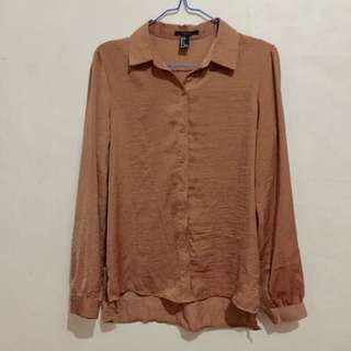 Forever21 Copper Top