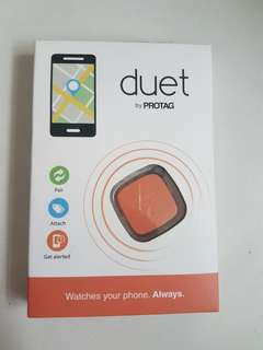 Duet - Protag - Item tracker - Security