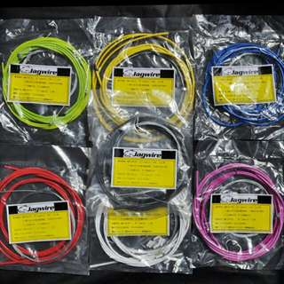 Jagwire Steel Cable Set