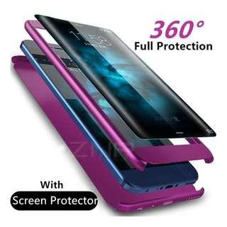Samsung Galaxy Full Cover Phone Case