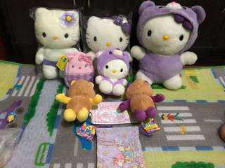Hello Kitty Lilac