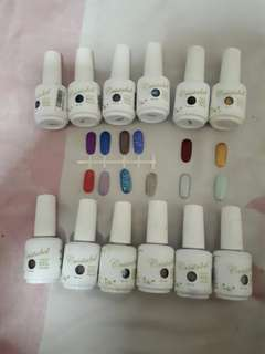 gelish colour