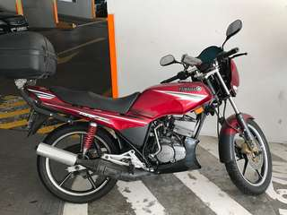 Yamaha RXZ For Sale ! pm for more info!