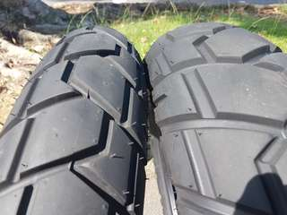 Shinko E-705 Trail Masters (R1200GS/Scrambler/Urban GS)
