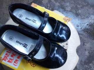 Smart Fit Black Shoes