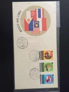 1977 ASEAN FDC