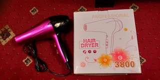 Hairdryer(highly negotiable)