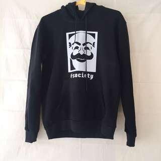 Mr. Robot hoodie (official iflix merch)