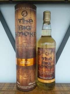 鄧肯泰勒 Big Smoke Islay Blended Malt scotch whisky 700ml