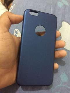 Case iphone 6 navy doff