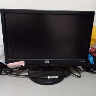 (JUAL MURAH!!) Komputer Full Set PC HP 5003 MT (ADM) + FREE!! Speaker Advance Mini