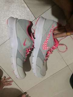 Repriced authentic grey nike