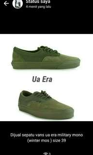 Vans ua era military ( mos ) original