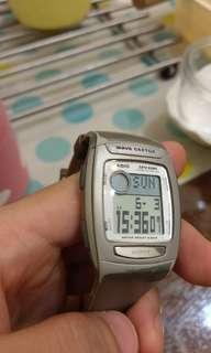 020 卡西歐 Casio G-SHOCK gshock FKT-300 databank 無法接收電波