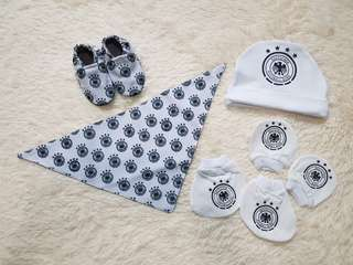 🚚 Germany WC 2018 Newborn Accessories Set