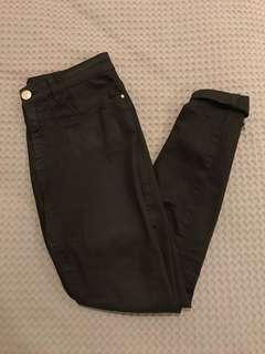 Black Glassons skinny jeans