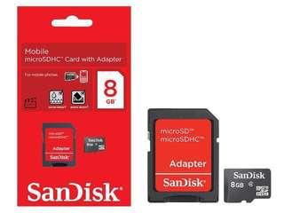 Memory Card 8GB,16GB,32GB,64GB