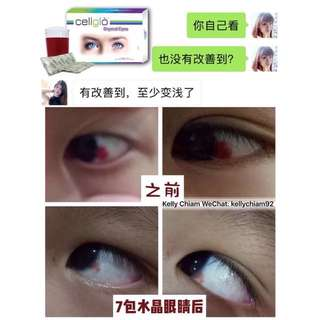 Cellglo Crystal Eyes - Eyes Vitamin