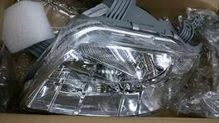 Chevrolet Aveo Head lamp