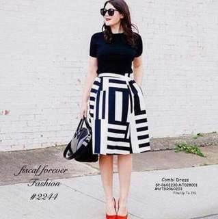 COMBI DRESS Fits Up To 2XL  Price : 390