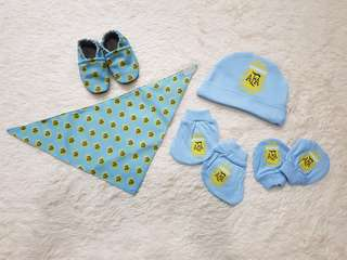 🚚 Argentina WC 2018 Newborn Accessories Set