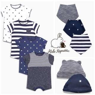 KIDS/ BABY - Romper/ bib/ beanie