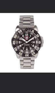 Luminox Navy Seal Colormark Steel, Silver (3152)