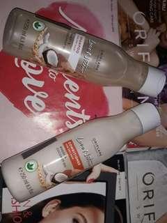 Love Nature Wheat & Coconut Oil Shampoo dan Conditioner