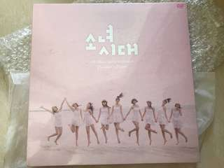 少女時代 Girls Generation <ALL ABOUT GIRLS GENERATION - PARASITE IN PHUKET> DVD