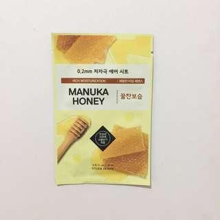 Etude House Therapy Air Mask #Manuka Honey