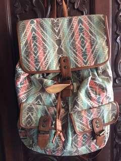 💖 Aztec backpack