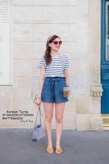 KOREAN TERNO Fits S To L  Price : 390