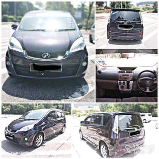 SAMBUNG BAYAR/CONTINUE LOAN  PERODUA ALZA EZI AUTO 1.5 YEAR 2015 MONTHLY RM 660 BALANCE 6 YEARS ROADTAX NEW  DP KLIK wasap.my/60133524312/alza