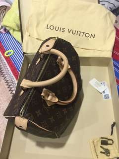 Louis Vuitton sppedy 25