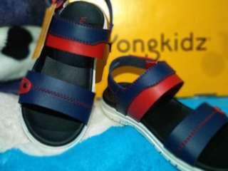 Sepatu sendal yongkidz New