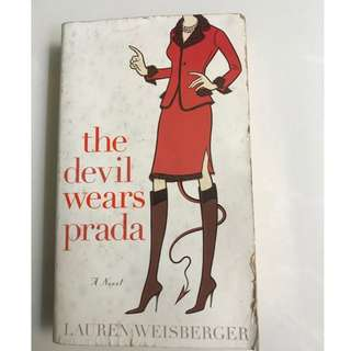 The Devil Wears Prada Novel
