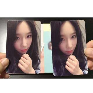 [WTT] TAEYEON DELUXE MY VOICE PC