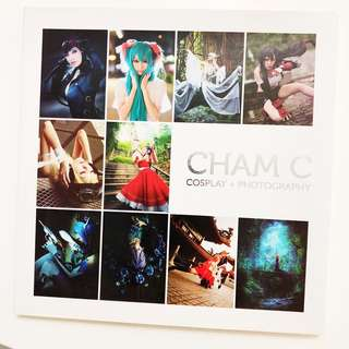 [Exclusive] Cham C Cosplay + Photography Book