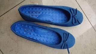 Josef Seibel 藍色女裝舒適休閒鞋