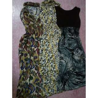 LONG DRESS Preloved SMALL to PLUS SIZE