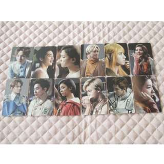 [WTT] SMTOWN School Of Oz OST Photocard