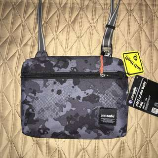 Pacsafe Antitheft Mini Cross Bodybag (Slingsafe LX50)