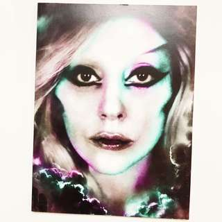[Limited Edition] Lady Gaga Official Photobook