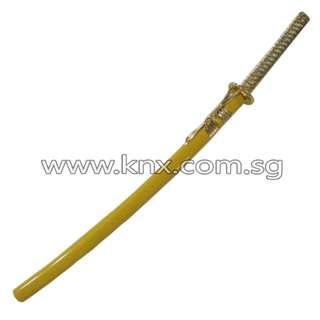 In Stock – DPS 0163 – Gold Snake Katana