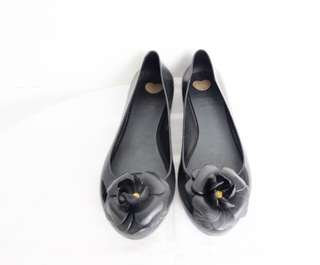 Authentic preloved melissa flat shoes