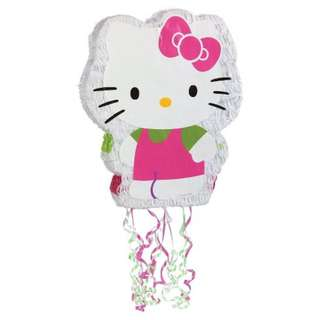 Hello Kitty Pinata with Stick
