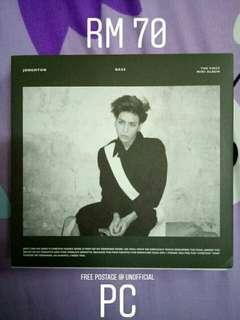 SHINee Jonghyun BASE Album